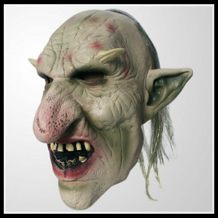 Halloween Cosplay Creepy Goblin Halloween Mask