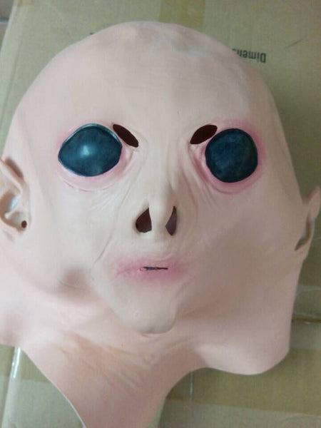 Alien Big Eyes Halloween Mask