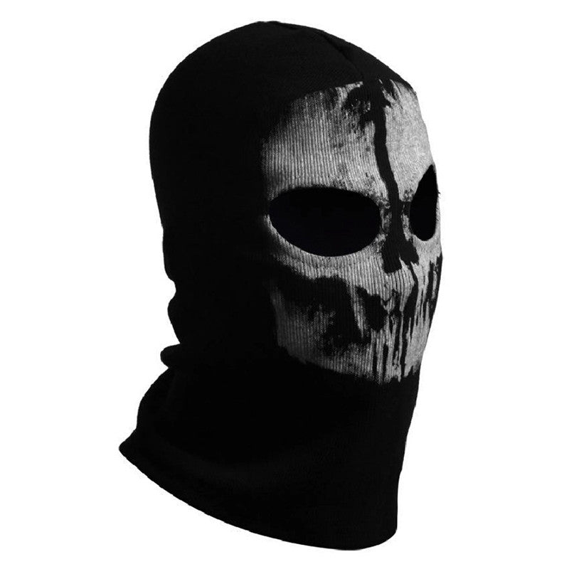 Skull Full Face Halloween Mask