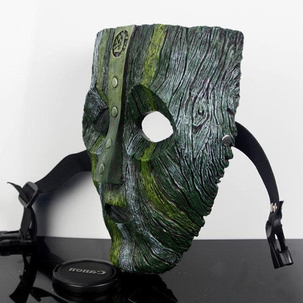 Halloween Resin Mask