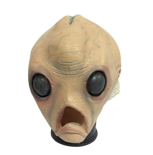 Alien UFO Extra Terrestrial Party ET Horror Rubber Latex Full Masks For Halloween
