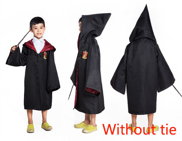 Harry Potter Robe Gryffindor Cosplay Halloween Children Costume