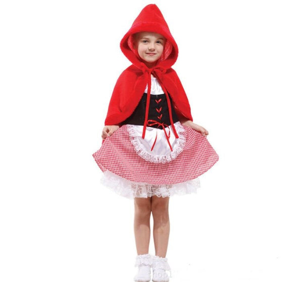 Girls Children Fairy Tales Halloween Costume