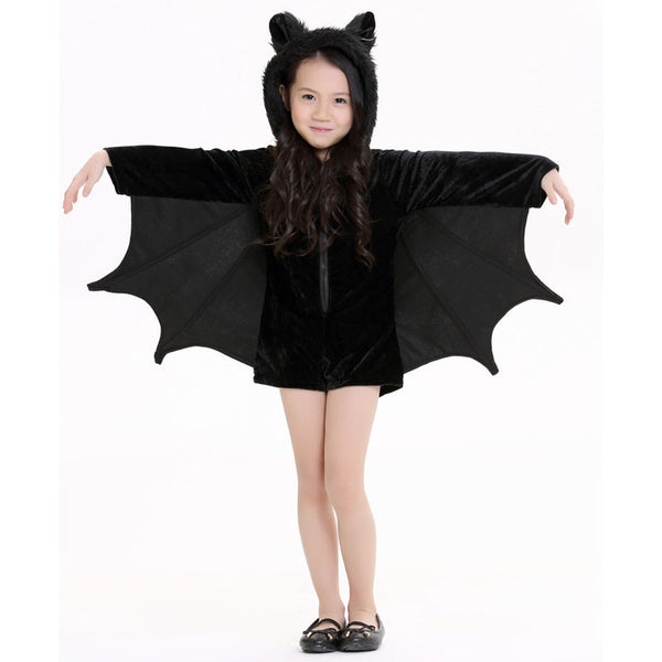 Children Bat Cosplay Halloween Costume