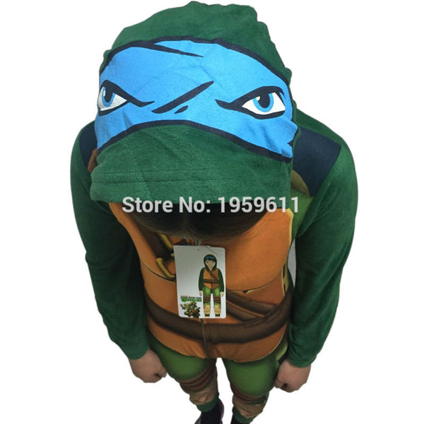 Teenage Mutant Ninja Turtles Children Anime Cosplay Halloween Costume