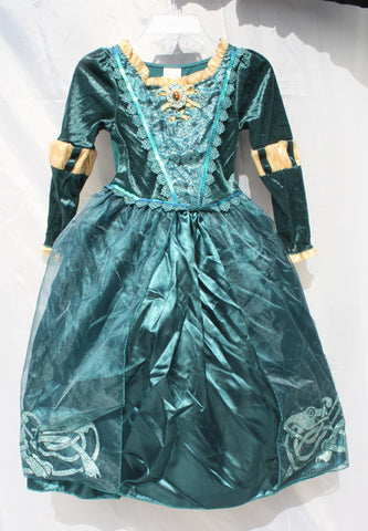 Brave Merida Halloween Children Costume