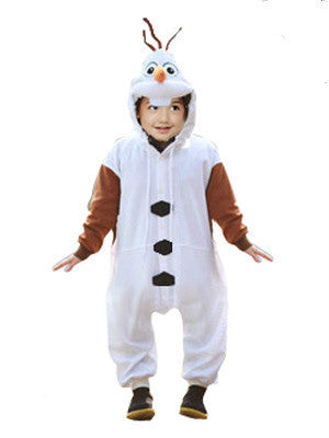 Olaf Children Halloween Costume