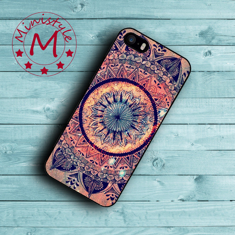 Fashion Mandala Case for iPhone 7 7 Plus Cover