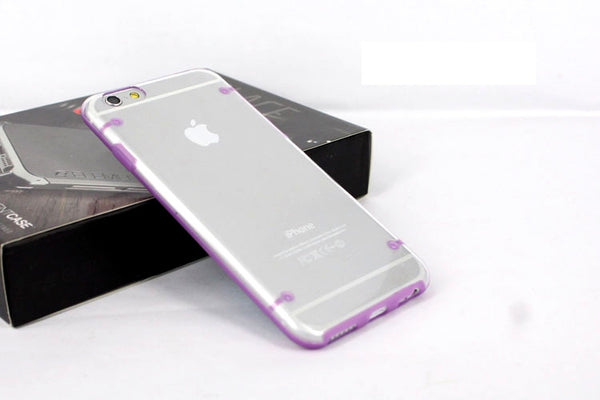 Ultra Thin Transparent Clear Glow in Dark Case Cover for iPhone 7 7 Plus