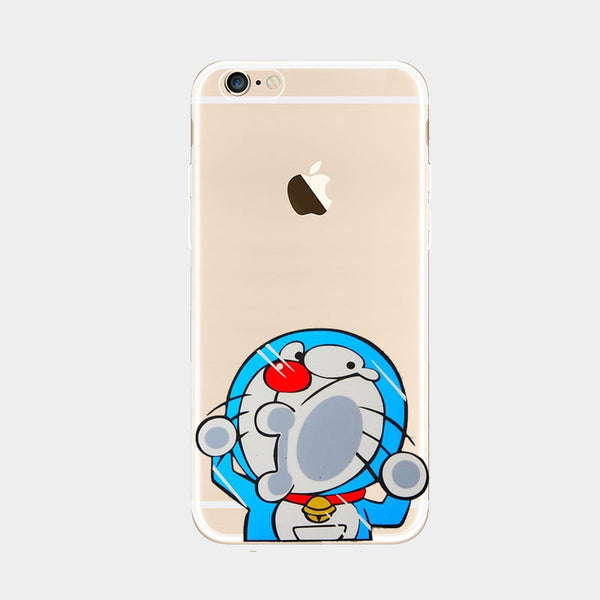 Back Cover Mini Hello Kitty Spider Man Cat Housing Telfono Soft Case iPhone 7 7 Plus