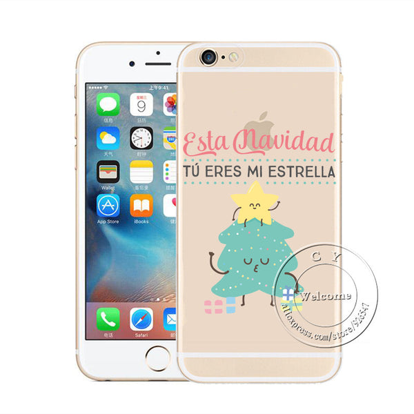 Cute Cartoon Mr Wonderful Design Case For iPhone 7 7 Plus Transparent Silicone TPU Phone Back