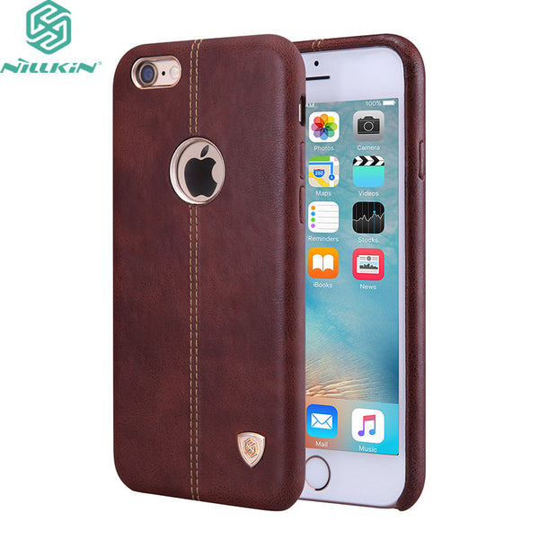 Original Englon Leather Case For iPhone 7 7 Plus Phone Back Covers