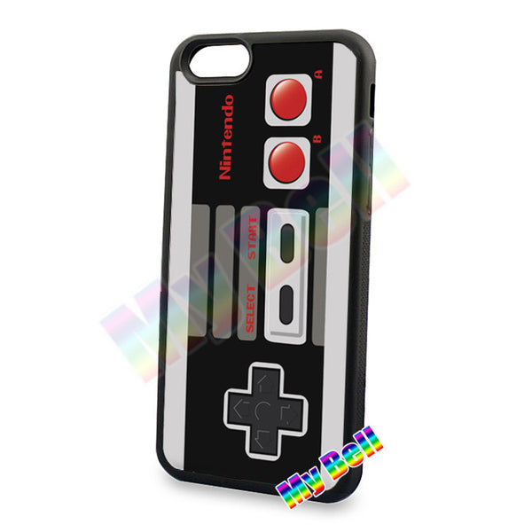 uk availability a01f0 c4dae Retro Controller Hard Skin Cell Phone Case For iPhone 7 7 Plus Cover