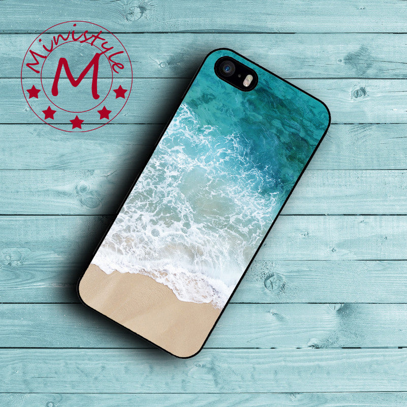 Para Brand New Sea Case for iPhone 7 7 Plus Cover