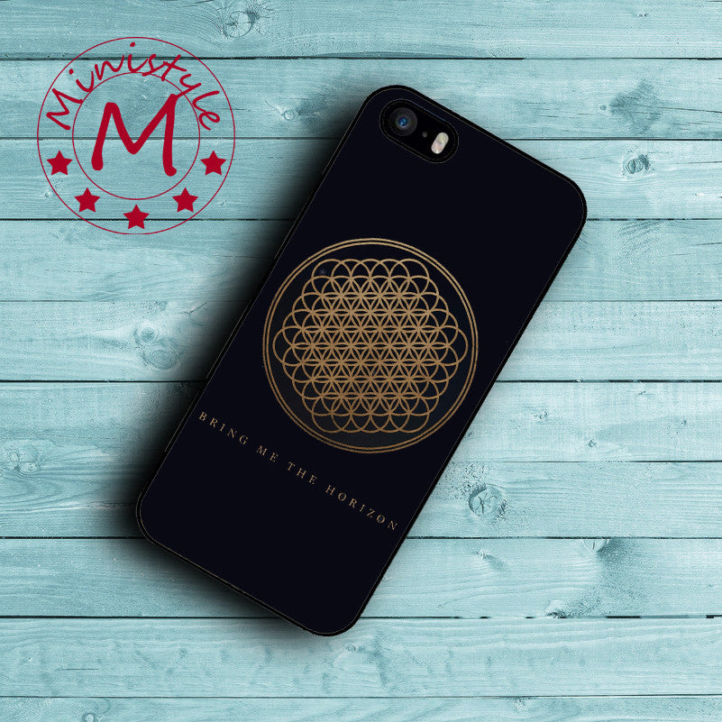 Bring Me The Horizon Hard Plastic Case For iPhone 7 7 Plus