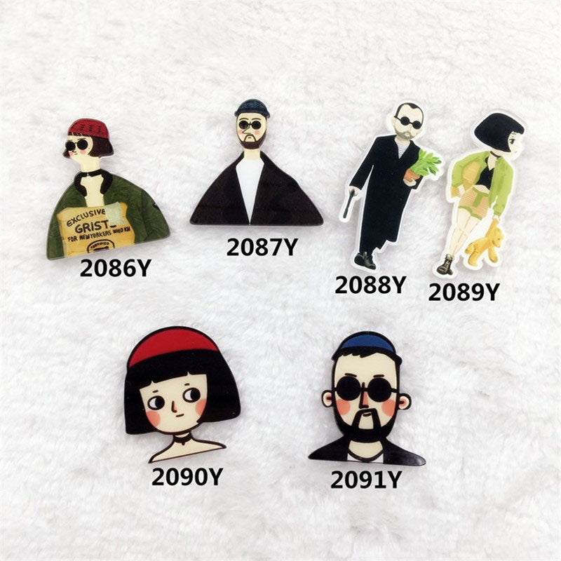Fashion Jewelry Cute Cartoon Brooches Enamel Pin Charm Fruit Brooch Accessories for Women