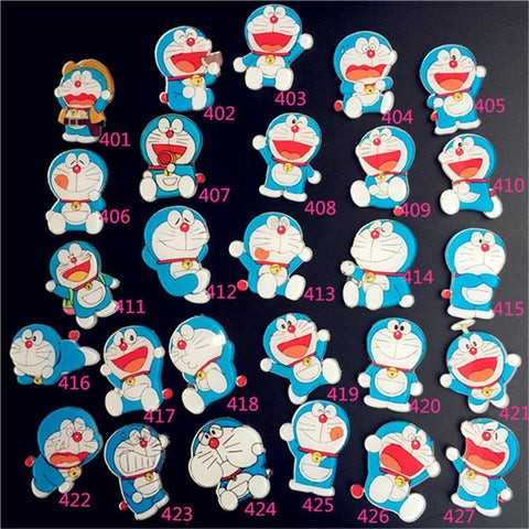 Doraemon Brooches Charm Brooch Enamel Pin Accessorie for Girl