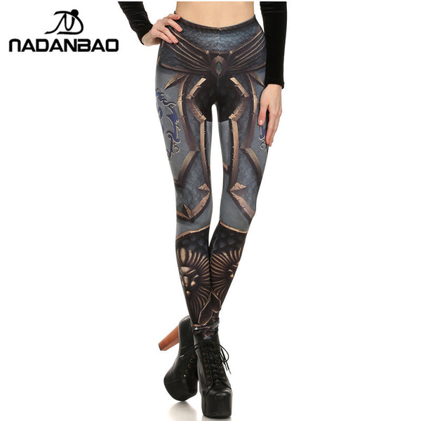 New Design Leggings Fitness Leggings Printed  Women Leggings