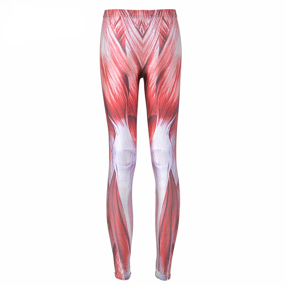Plus Size Legging Women Muscle Universe Galaxy Printing Leggings Pants Space Tie Dye Milk Silk