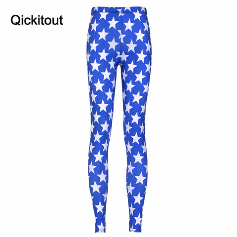 Digital Printing Stars 2.0 Leggings