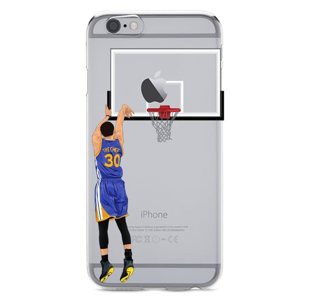 fa0c3a8305 ... Basketball Phone Case for iphone 6 Cases Silicone back Cover for iphone  8 7 plus 5 ...