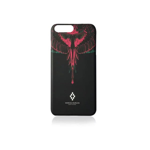 2017 For iphone 6s plus Marcelo Burlon case hard pc scrub cover For iphone 7 plus case For iPhone 6 6S 7 Plus 5 SE Marcelo Cover