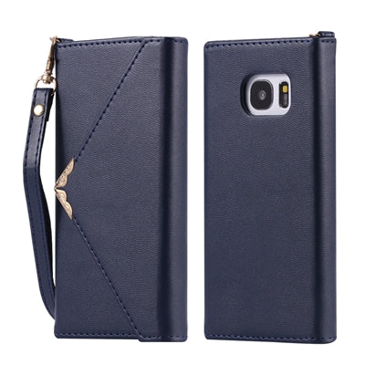 2017 Envelope Flip Phone Wallet For S7 S7 edge Case For Samsung Galaxy S6 S7 S6 Edge Safe Cover For iPhone 6 6s 7 7 Plus Case