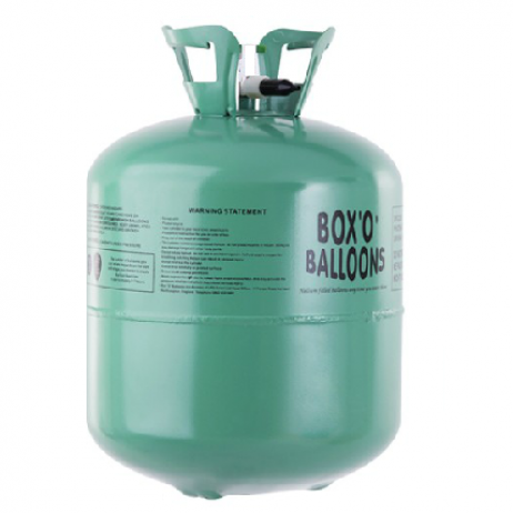 Disposable Helium Tank 22L