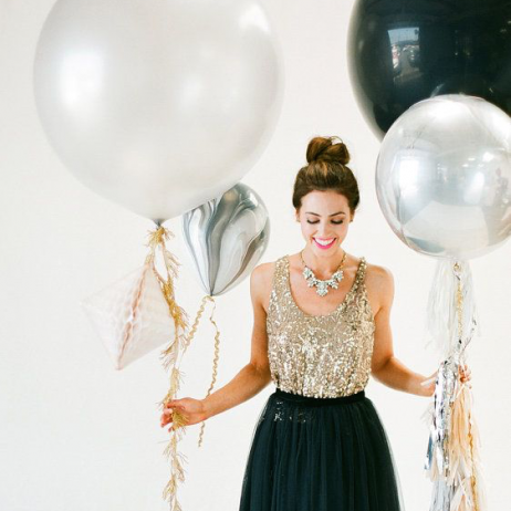 Glam and Glitz Balloon Pack