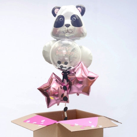 Panda Giant Balloon Bouquet