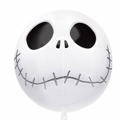 Jack Skellington Bubble Balloon