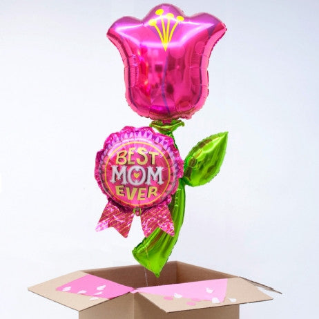 Giant Tulip Balloon Bouquet