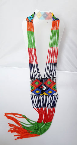 Zulu Amaraah Statement Necklace - Tausii