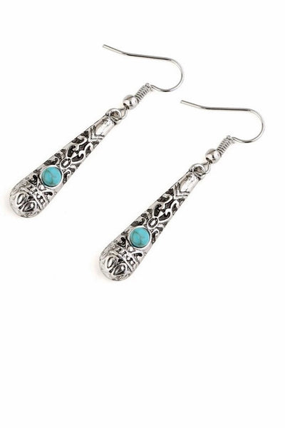 Vintage Drop Earrings - Tausii
