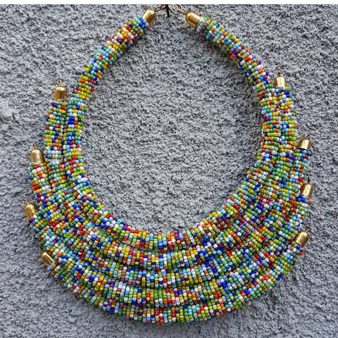 Amare Layered Necklace - Tausii