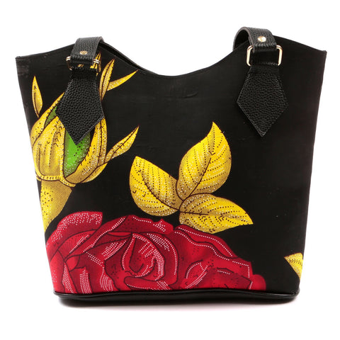 Autumn Bloom Tote Bag - Tausii