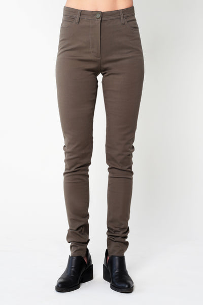 Skinny jeans | Green
