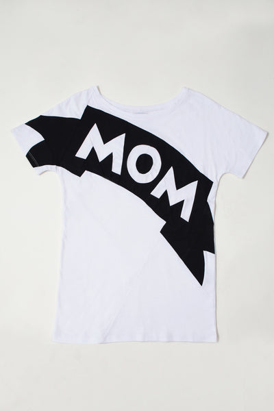 Up-shirt for women: MOM
