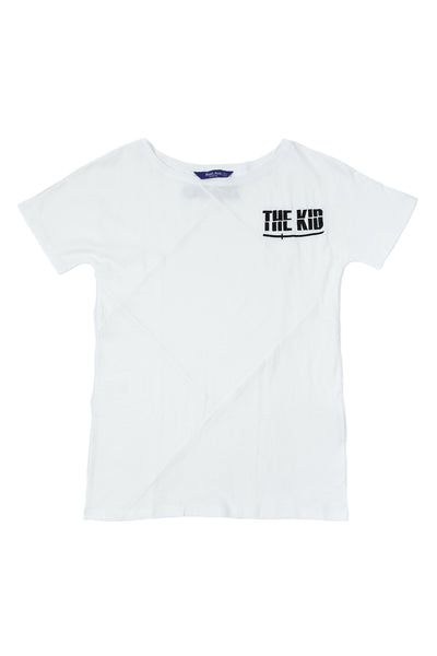 Up-shirt for women - The Kid | White