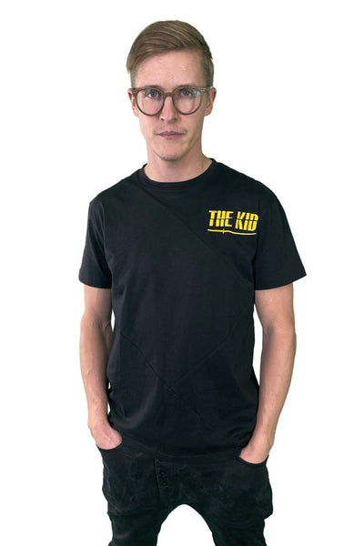 Up-shirt for men - The Kid | Black