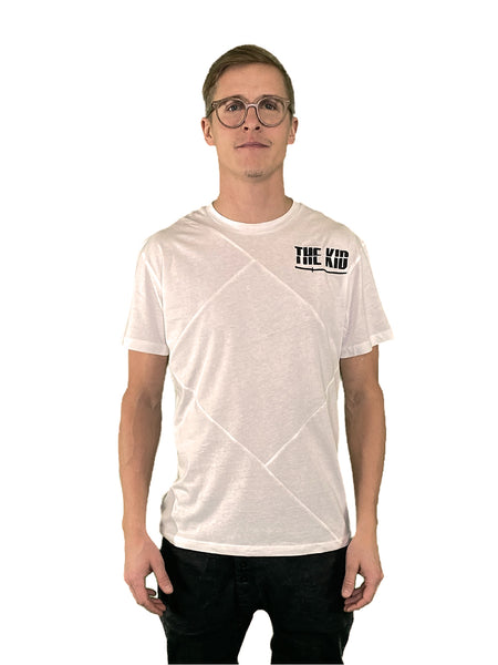Up-shirt for men - The Kid | White