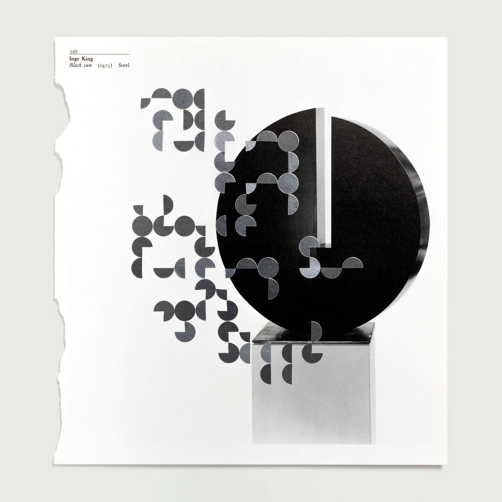 Mark Gowing <br> Cut Dots work 5