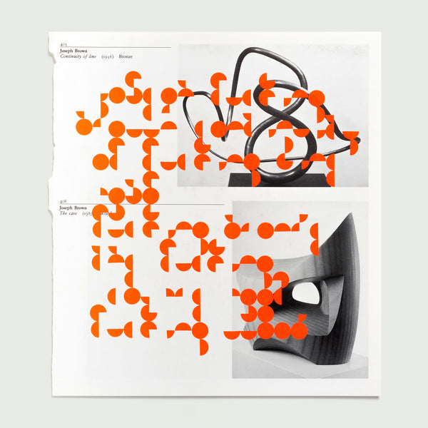 Mark Gowing <br> Cut Dots work 6
