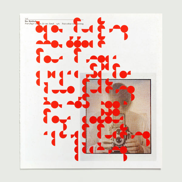 Mark Gowing <br> Cut Dots work 7