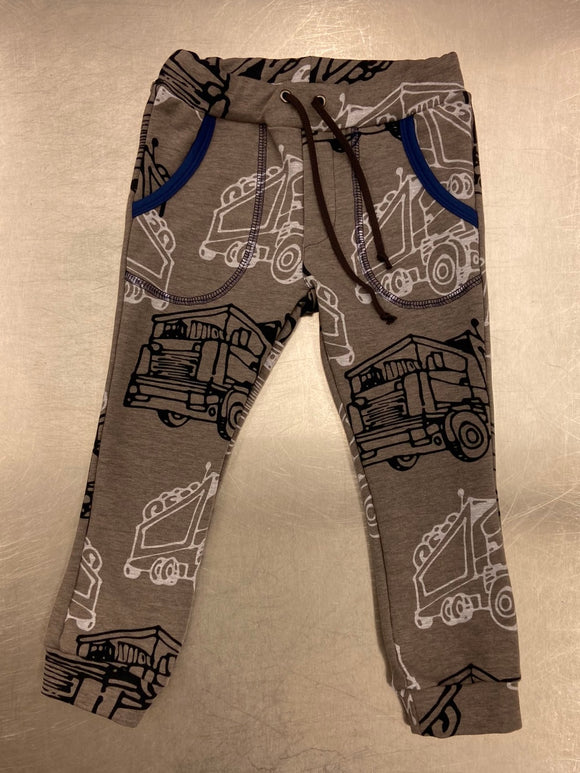 Truck sweater pants