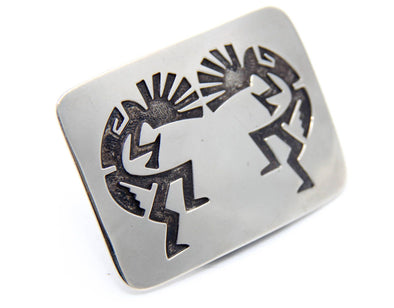 Kokopelli Belt Buckle
