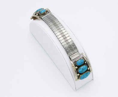 Sleeping Beauty Turquoise Watch Band