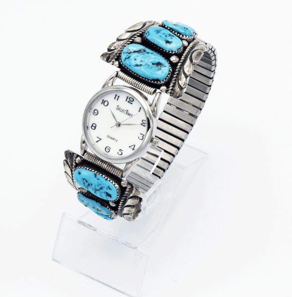 Zuni Turquoise Watch Band