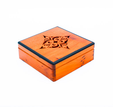 Square Tangier Box