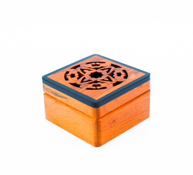 Luxurious Andalusia Ring Box